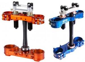 neken-sfs-ktm-blue-orange-triple-clamp