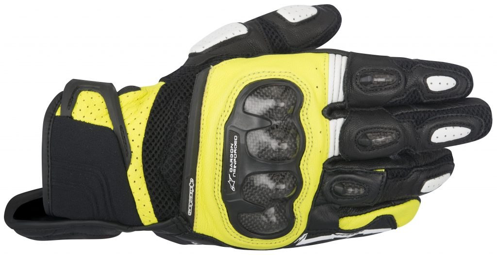 alpinestars_spx_air_carbon_gloves_black_yellow
