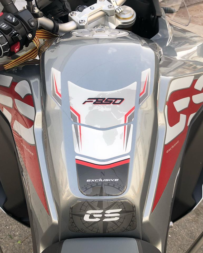 F850 EXCLUSIVE